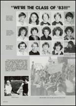1982 East Davidson High School Yearbook Page 64 & 65
