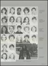 1982 East Davidson High School Yearbook Page 66 & 67