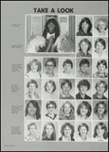 1982 East Davidson High School Yearbook Page 70 & 71