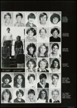 1982 East Davidson High School Yearbook Page 78 & 79