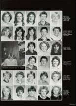 1982 East Davidson High School Yearbook Page 80 & 81