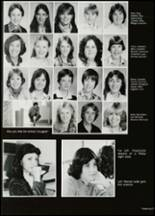 1982 East Davidson High School Yearbook Page 82 & 83