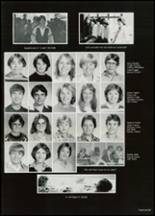 1982 East Davidson High School Yearbook Page 86 & 87