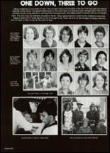 1982 East Davidson High School Yearbook Page 88 & 89