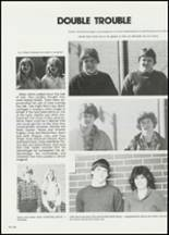 1982 East Davidson High School Yearbook Page 102 & 103