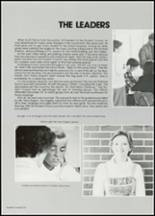 1982 East Davidson High School Yearbook Page 116 & 117