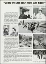 1982 East Davidson High School Yearbook Page 118 & 119