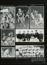 1982 East Davidson High School Yearbook Page 122 & 123