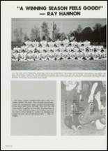 1982 East Davidson High School Yearbook Page 126 & 127
