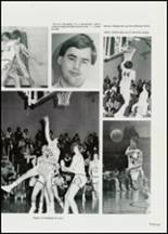 1982 East Davidson High School Yearbook Page 132 & 133