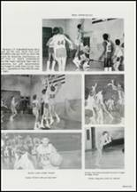 1982 East Davidson High School Yearbook Page 136 & 137