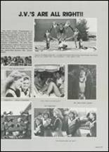 1982 East Davidson High School Yearbook Page 142 & 143