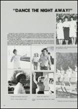 1982 East Davidson High School Yearbook Page 144 & 145