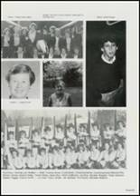 1982 East Davidson High School Yearbook Page 152 & 153