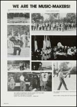 1982 East Davidson High School Yearbook Page 158 & 159