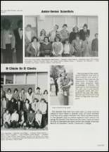 1982 East Davidson High School Yearbook Page 162 & 163