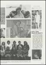 1982 East Davidson High School Yearbook Page 166 & 167