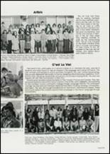 1982 East Davidson High School Yearbook Page 168 & 169