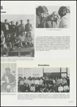 1982 East Davidson High School Yearbook Page 170 & 171
