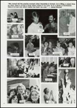 1982 East Davidson High School Yearbook Page 176 & 177