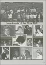 1982 East Davidson High School Yearbook Page 186 & 187