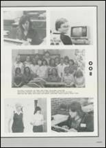 1982 East Davidson High School Yearbook Page 206 & 207