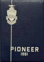 1961 Yearbook Conestoga High School