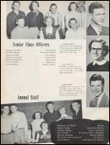 1952 Taylor County High School Yearbook Page 10 & 11