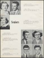 1952 Taylor County High School Yearbook Page 12 & 13