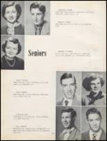 1952 Taylor County High School Yearbook Page 14 & 15