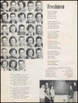 1952 Taylor County High School Yearbook Page 22 & 23