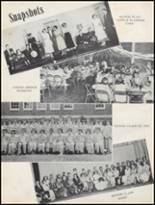 1952 Taylor County High School Yearbook Page 28 & 29