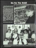1988 James Whitcomb Riley High School Yearbook Page 32 & 33