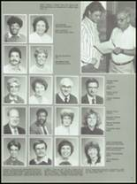 1988 James Whitcomb Riley High School Yearbook Page 98 & 99