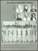 1988 James Whitcomb Riley High School Yearbook Page 100 & 101