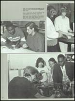 1988 James Whitcomb Riley High School Yearbook Page 108 & 109