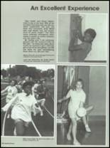 1988 James Whitcomb Riley High School Yearbook Page 112 & 113