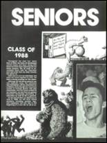 1988 James Whitcomb Riley High School Yearbook Page 118 & 119