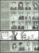 1988 James Whitcomb Riley High School Yearbook Page 130 & 131