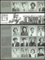 1988 James Whitcomb Riley High School Yearbook Page 134 & 135