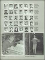 1988 James Whitcomb Riley High School Yearbook Page 162 & 163