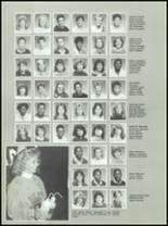 1988 James Whitcomb Riley High School Yearbook Page 166 & 167