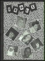 1988 James Whitcomb Riley High School Yearbook Page 184 & 185