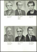 1960 Manchester High School Yearbook Page 10 & 11