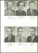 1960 Manchester High School Yearbook Page 12 & 13
