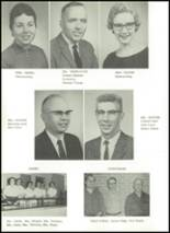 1960 Manchester High School Yearbook Page 14 & 15