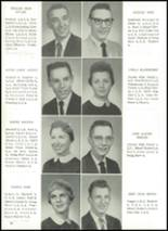 1960 Manchester High School Yearbook Page 16 & 17