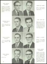 1960 Manchester High School Yearbook Page 20 & 21