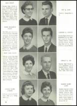 1960 Manchester High School Yearbook Page 22 & 23