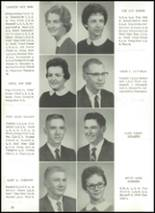 1960 Manchester High School Yearbook Page 26 & 27
